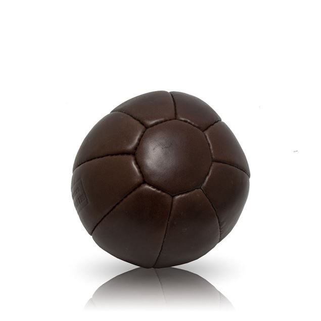 Picture of Vintage Medicine Ball 2 kg - Dark Brown