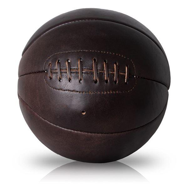 Picture of Vintage basketball 1910 - Dark Brown