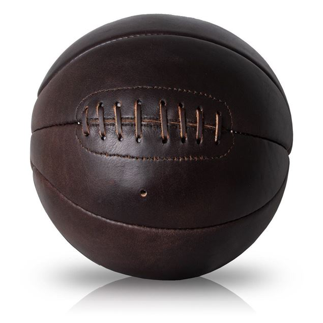 Picture of Vintage basketball 1910 - Dark Brown