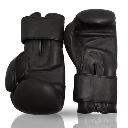 Vintage Boxing  Gloves (Strap Up) -  Brown
