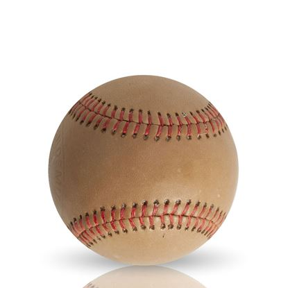Vintage Baseball - Tan Brown