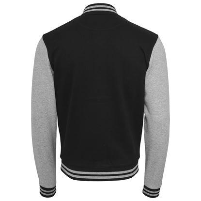 Style C Coat - Black/Grey