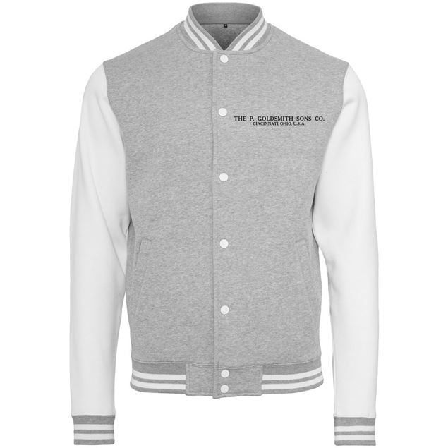 Picture of Style C Coat - Grey/White