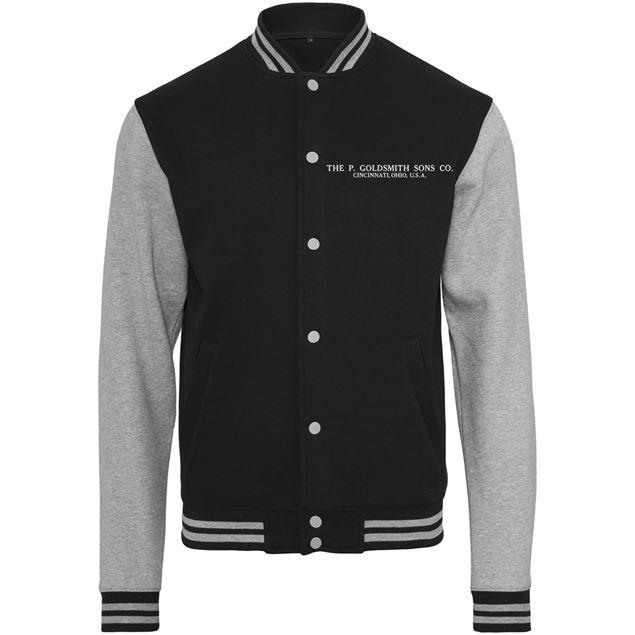 Picture of Style C Coat - Black/Grey