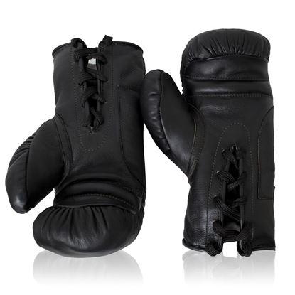 Vintage Boxing Gloves 1930's - Black