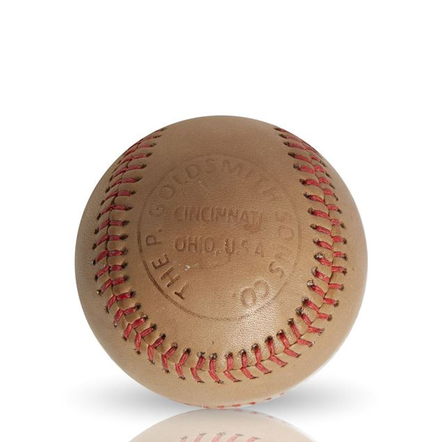 Picture of Vintage Baseball - Tan Brown